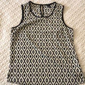 Forever 21 sleeveless blouse.
